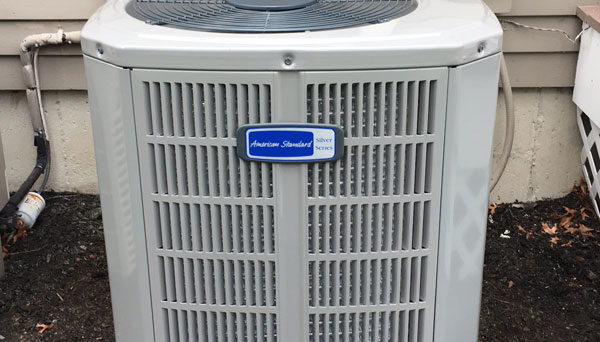 Ac Replacement American Standard Silver 13 Seer Air